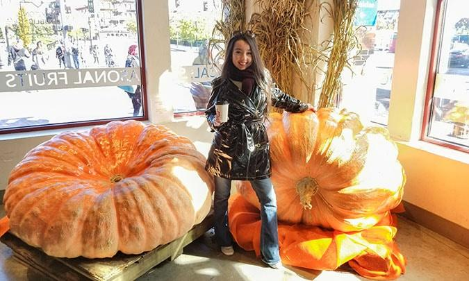 giant gourds